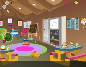 Play school room escape