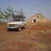 Burkina Du côté de Séguéna Perché sur la colline