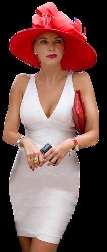 Tube nők kalapos kép 2