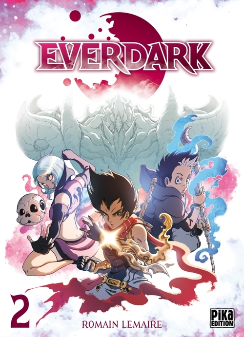 Everdark - Tome 02 - Romain Lemaire