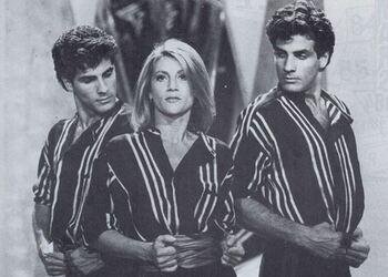 "1983, Les tenues ""Tangue Au"" Grosse MAJ !"