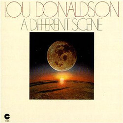 Lou Donaldson - A Different Scene - Complete LP
