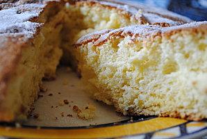 Biscuit de Savoie au citron