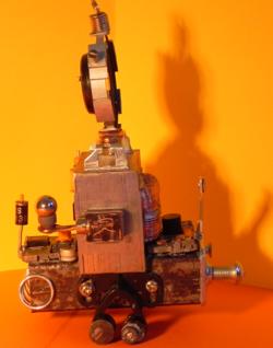MS-SR3 : Le robot pressé