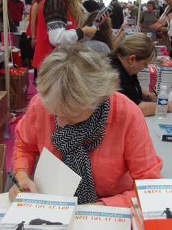 Salon du livre bretagne 2016