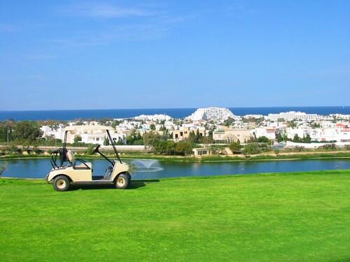 4 jours cours de base sur le terrain de golf El Kantaoui  Sousse