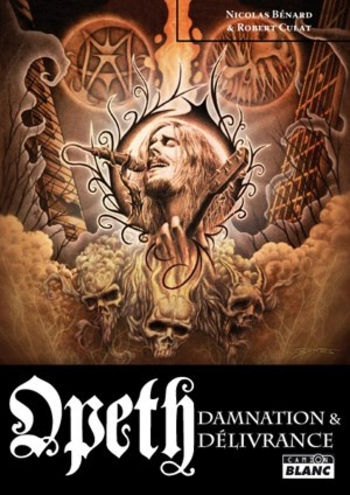 Camion Blanc_OPETH_Damnation & Delivrance