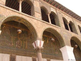 Grande Mosquée des Omeyyades