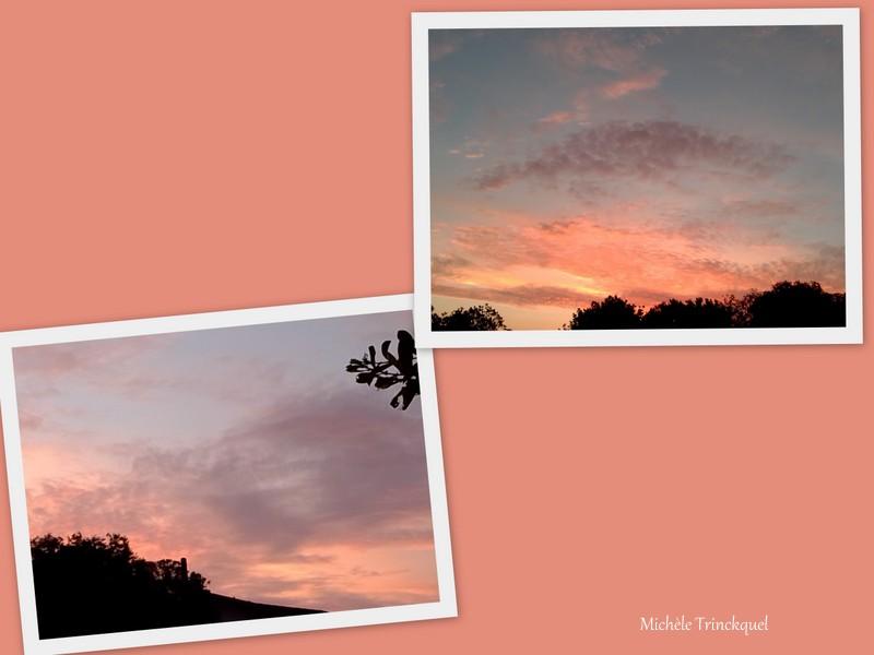 Le ciel au matin du 3 juin....