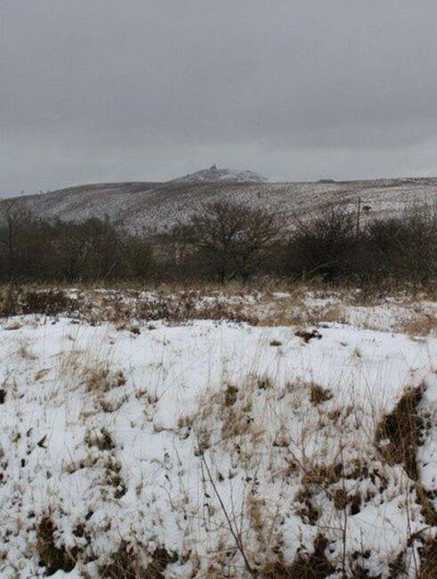 Neige en Monts d'Arrée 063