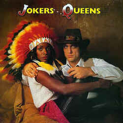 Jon English & Marcia Hines - Jokers & Queens - Complete LP