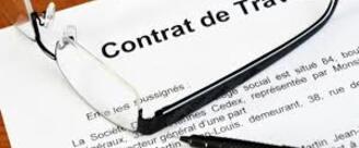 """Résultat de recherche d'images pour """"contrat d travail"""""""