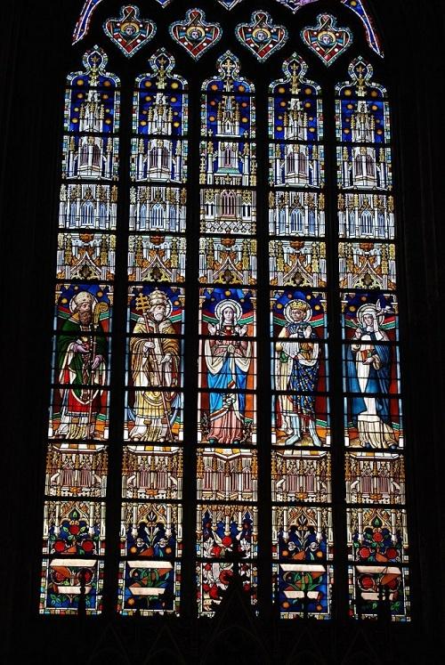 Bruges, la cathédrale St Sauveur