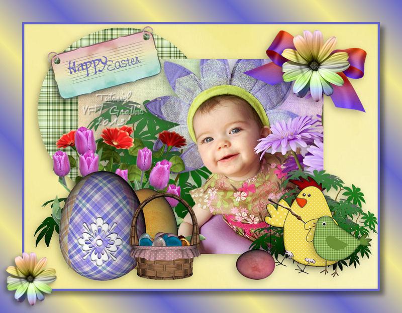 C'est Pâques !!