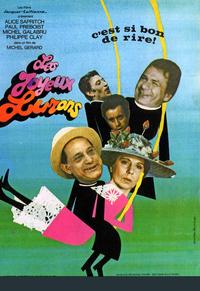 LES JOYEUX LURONS BOX OFFICE FRANCE 1972