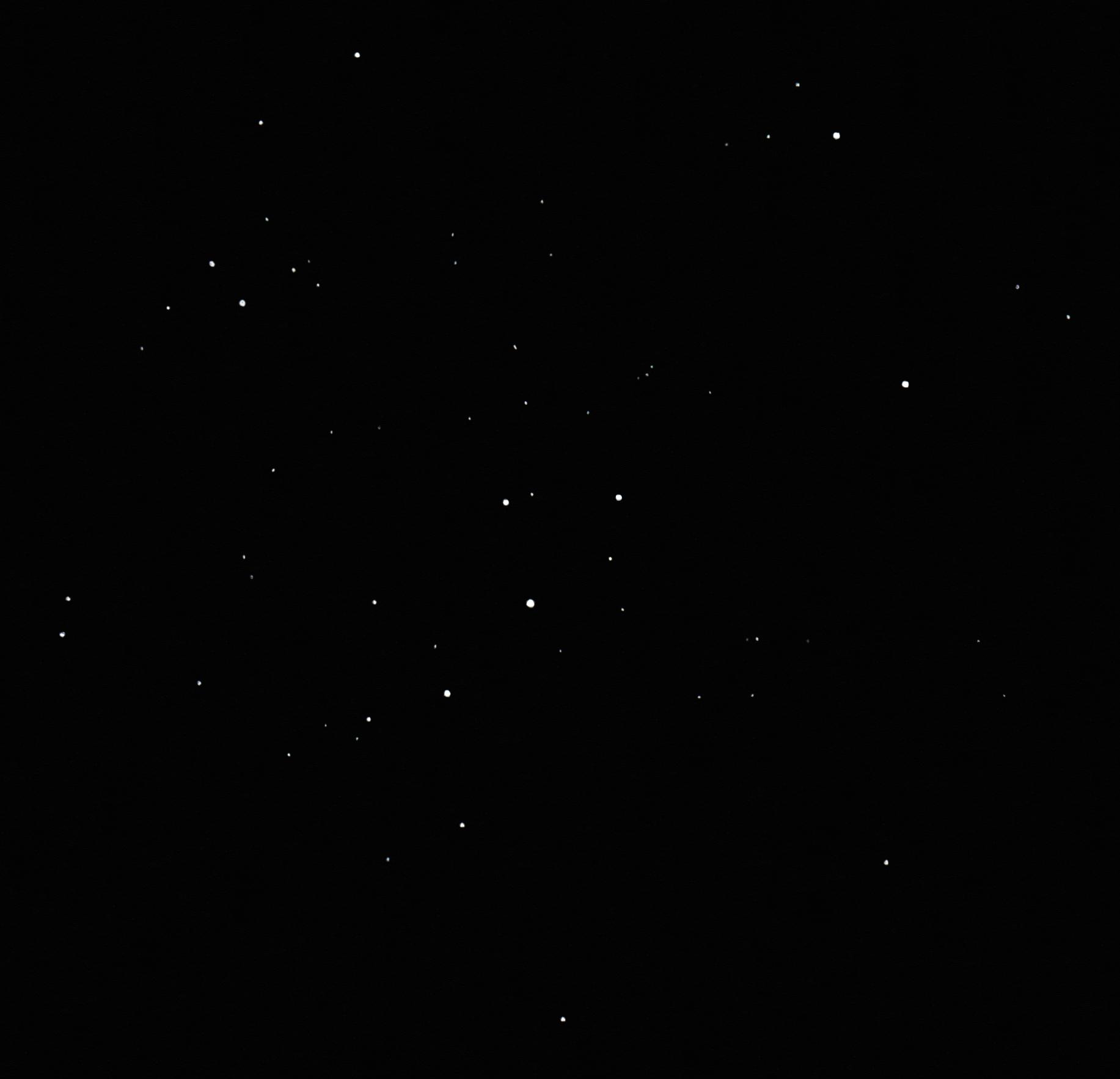 ferrero 10 open cluster