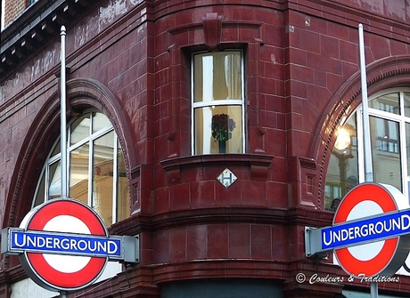 The tube / London Underground