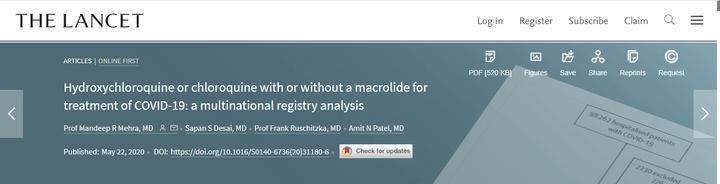 """""""Lancet"""" et l'ensuite ?"""