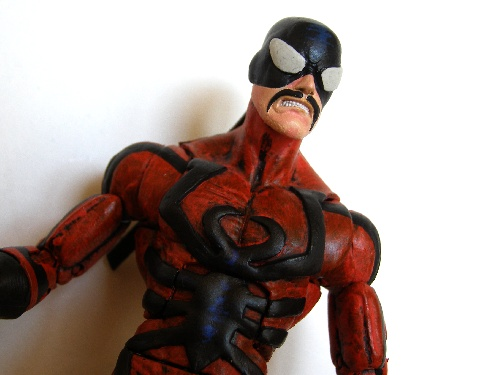 Customs Marvel Legends
