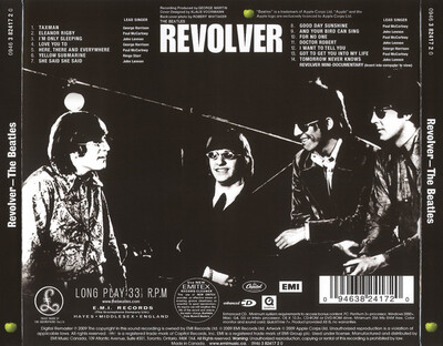 Mes Indispensables # 36 : The Beatles - Revolver (1966)