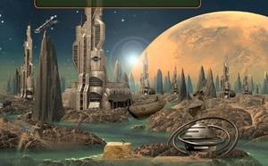 Jouer à Escape Game - Alien planet