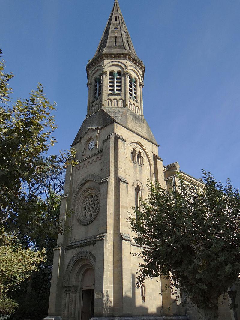 Brive-la-Gaillarde - Église Saint-Sernin -02.JPG