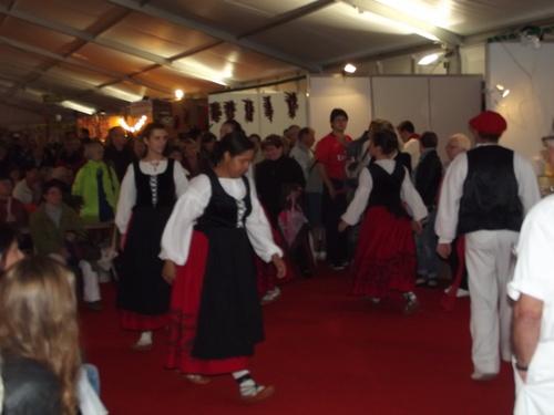 Le Pays Basque à l'honneur dans la Manche !!