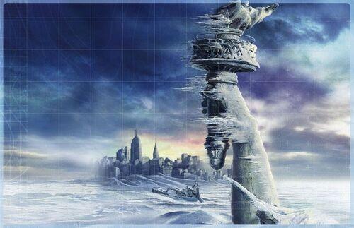 BOULEVERSEMENTS CLIMATIQUES
