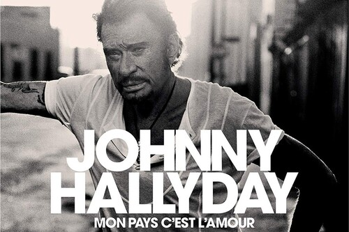 JOHNNY HALLYDAY : Made in Rock'n Roll