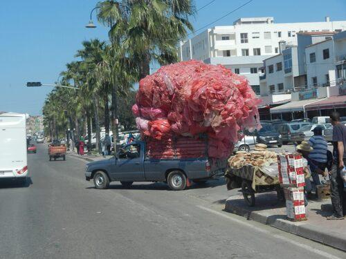 De Goulmima  à  El Jadida