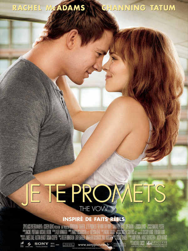 je te promets the vow