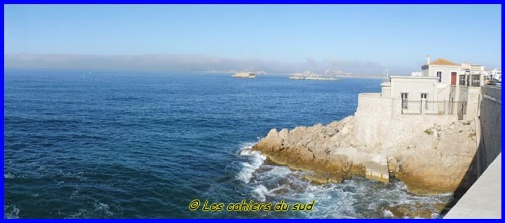 Visite du marégraphe de Marseille le 14 septembre 2017