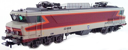 CC 6500 Roco!