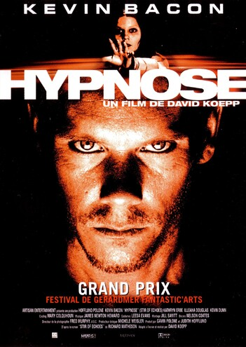 HYPNOSE AFFICHE FRANCE