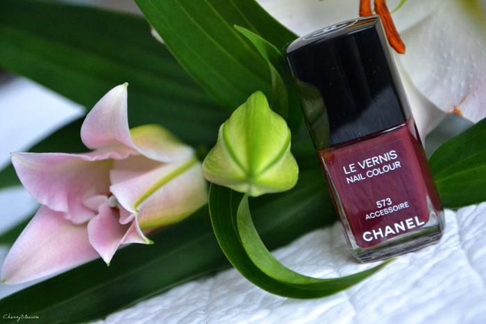 Accessoire de Chanel