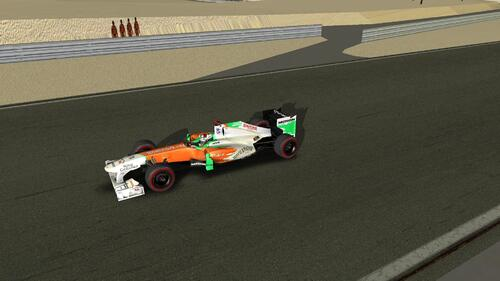 Force India F1 Team