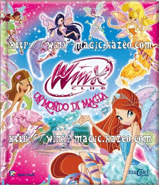 Un monde de magie couverture 1