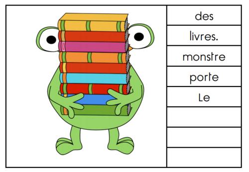 Aider les élèves à segmenter les mots dans les phrases