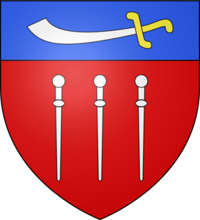Blason de Bourg-Saint-Andéol