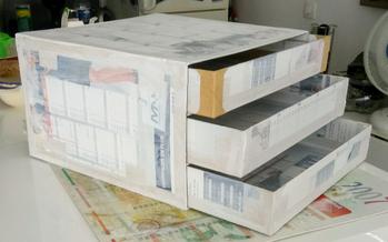Petit meuble à tiroirs pour mon bureau