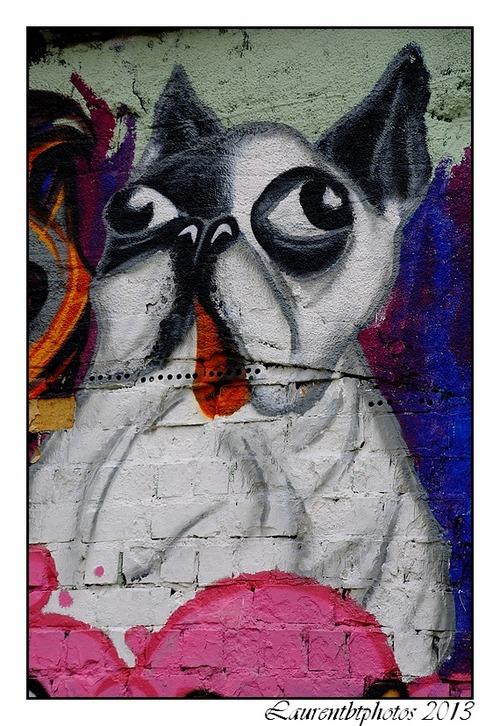Street art a Berlin