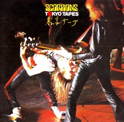 THE SCORPIONS - Tokyo Tapes [Remastered Edition]