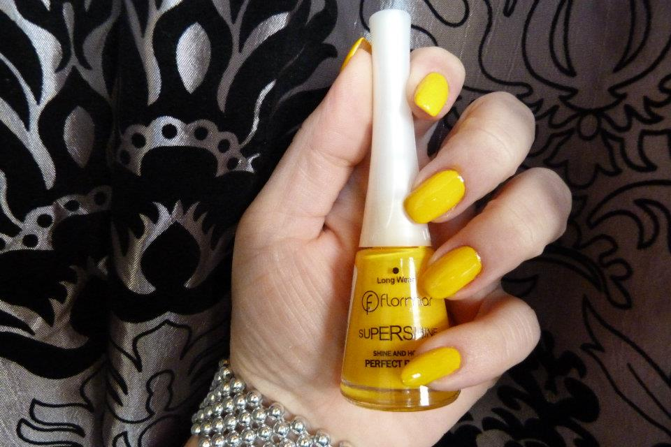 Vernis Shine and Hot de la marque Flormar