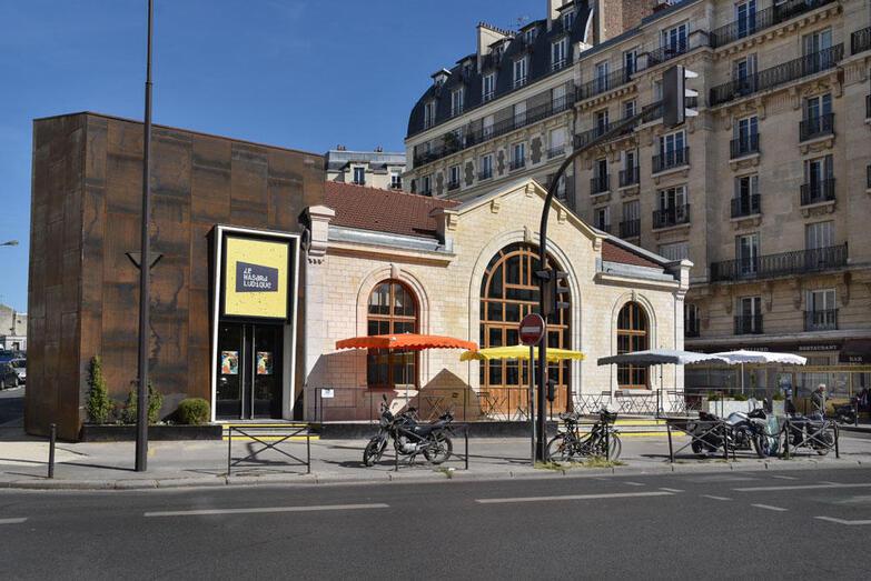 Le recyclage des friches parisiennes (1/13) : Le Hasard Ludique