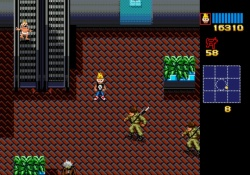 [Test #08] Zombies (Megadrive)