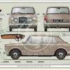 Vanden Plas 1300 1968-75