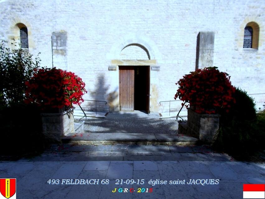 28/05/2015   EGLISE SAINT JACQUES  FELDBACH  68  1/4   D 12/02/2016