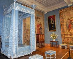 Chambord - Chambre de la Reine