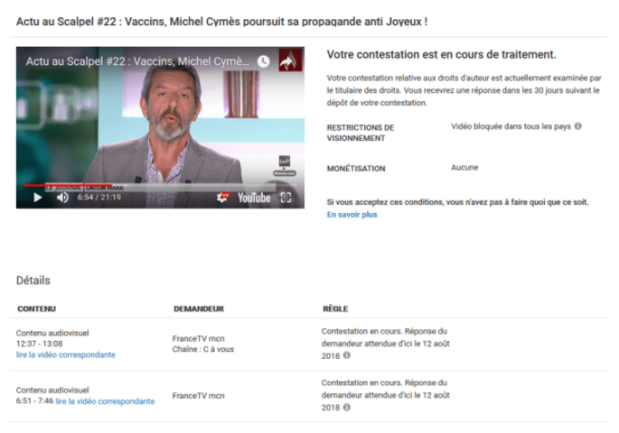 Vaccins : Michel Cymès poursuit sa propagande anti Joyeux !