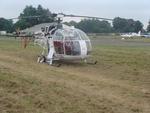 SE 313B Alouette II F-GDHL